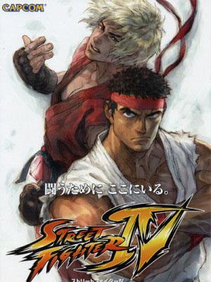Chiến Binh Đường Phố - Street Fighter Iv: The Ties That Bind