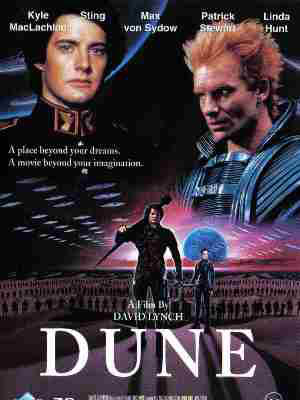 Xứ Cát Dune.Diễn Viên: Kyle Maclachlan,Virginia Madsen,Francesca Annis