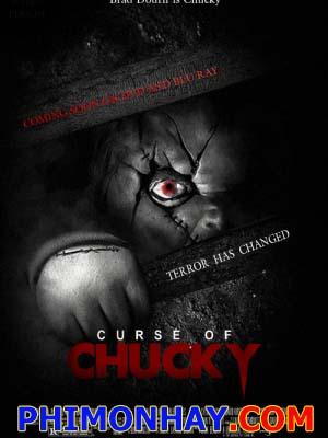 Lời Nguyền Của Chucky Curse Of Chucky.Diễn Viên: Fiona Dourif,Amartinez,Danielle Bisutti,Brennan Elliott Và Brad Dourif