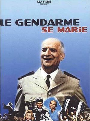 Tình Yêu Điện Giật The Troops Get Married: Le Gendarme Se Marie.Diễn Viên: Louis De Funes,Claude Gensac,Michel Galabru Plus
