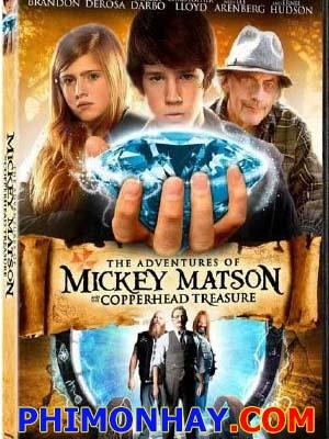 Cuộc Phiêu Lưu Của Mickey Matson The Adventures Of Mickey Matson.Diễn Viên: Lee Arenberg,Derek Brandon,Patrika Darbo