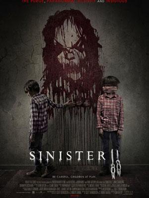 Điềm Gỡ 2 Sinister 2.Diễn Viên: James Ransone,Shannyn Sossamon,Robert Daniel Sloan