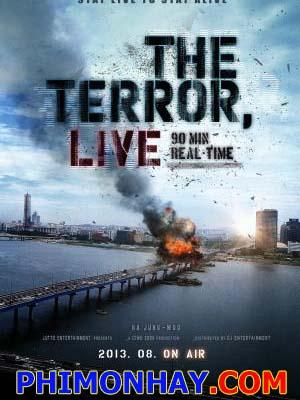 90 Phút Kinh Hoàng - The Terror Live Việt Sub (2013)