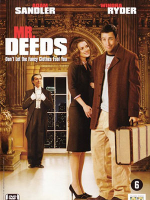 Ngài Deeds Mr Deeds.Diễn Viên: Steven Brill,Peter Gallagher,Winona Ryder