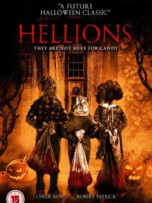 Ác Quỷ Cận Kề Hellions.Diễn Viên: Chloe Rose,Robert Patrick,Rossif Sutherland,Rachel Wilson