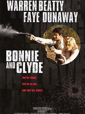 Những Kẻ Cướp Nhà Băng Bonnie And Clyde.Diễn Viên: Warren Beatty,Faye Dunaway,Michael J Pollard