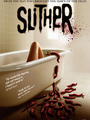 Ấu Trùng Ma Slither.Diễn Viên: Billy Zane,Courtney Halverson,William Devane