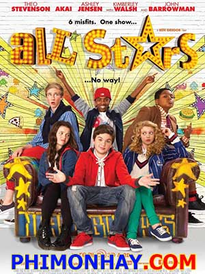 Ngôi Sao Nhí All Stars.Diễn Viên: Theo Stevenson,Akai Osei,Mansfield,Ashley Jensen