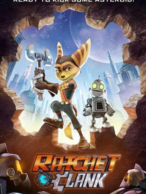 Đặc Vụ Gà Mờ - Ratchet And Clank