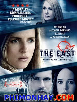Nữ Tình Báo - The East