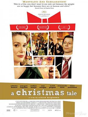 Câu Chuyện Giáng Sinh A Christmas Tale.Diễn Viên: Patricia Clarkson,Devon Graye,John Cena,Madeleine Martin