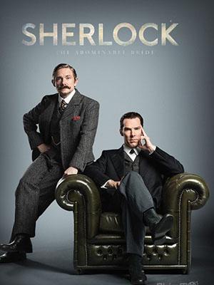 Thám Tử Sherlock Holmes: Cô Dâu Gớm Ghiếc Sherlock: The Abominable Bride.Diễn Viên: Taichirô Hirokawa,Kousei Tomita,Yôko Asagami