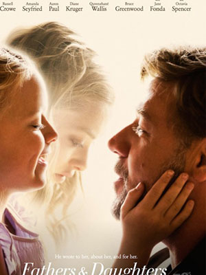 Cha Và Con Gái Fathers And Daughters.Diễn Viên: Luke Evans,Connie Britton,Rebecca Hall,Bella Heathcote,Monica Giordano