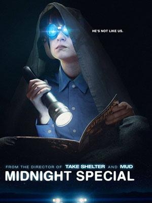 Nhãn Lực Siêu Nhiên - Midnight Special Việt Sub (2016)