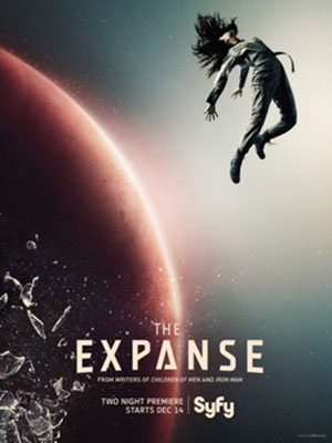 Thiên Hà Phần 1 The Expanse Season 1.Diễn Viên: Shohreh Aghdashloo,Cas Anvar,Wes Chatham