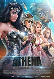 Nữ Thần Chiến Tranh Athena The Goddess Of War.Diễn Viên: Priscilla C Shirer,Tc Stallings,Karen Abercrombie,Beth Moore