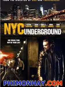 Truy Sát Dưới Lòng Đất N.y.c Underground.Diễn Viên: Dania Ramirez,Arielle Kebbel,Sean Faris