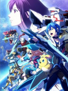 Phantasy Star Online 2 Pso2 The Animation.Diễn Viên: Will Forte,January Jones,Cleopatra Coleman