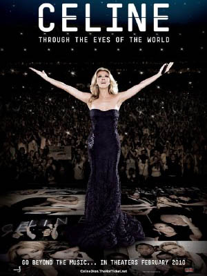 Đêm Đại Nhạc Hội Celine Through The Eyes Of The World
