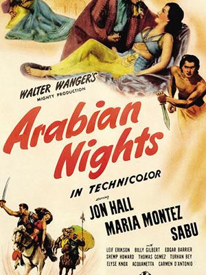 Truyện Ngàn Lẻ Một Đêm - Arabian Nights Việt Sub (1942)