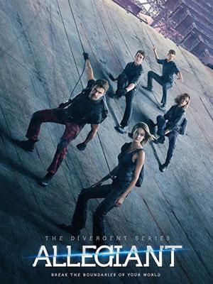 Dị Biệt 3: Những Kẻ Trung Kiên The Divergent Series: Allegiant.Diễn Viên: Shailene Woodley,Zoë Kravitz,Theo James,Miles Teller,Naomi Watts