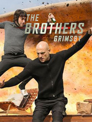 Anh Em Nhà Grimsby - The Brothers Grimsby