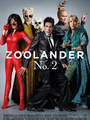 Anh Chàng Siêu Mẫu - Zoolander 2