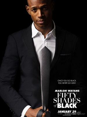 Fifty Shades Of Black - Năm Mươi Sắc Tối