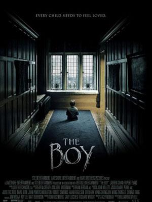 Đứa Con Trai Nhà Heelshire Cậu Bé Ma: The Boy.Diễn Viên: Lauren Cohan,Rupert Evans,Ben Robson