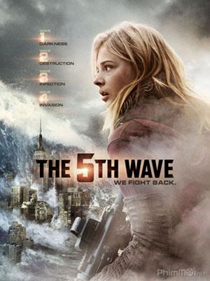 Đợt Tấn Công Thứ 5 The 5Th Wave.Diễn Viên: Chloë Grace Moretz,Liev Schreiber,Maika Monroe