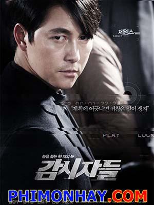 Truy Lùng Siêu Trộm Cold Eyes.Diễn Viên: Lee Junho,Jung Woo Sung,Han Hyo Joo,Sol Kyung,Gu