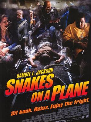 Rắn Độc Trên Không Snakes On A Plane.Diễn Viên: Samuel L Jackson,Nathan Phillips,Benjamin Mckenzie,Julianna Margulies