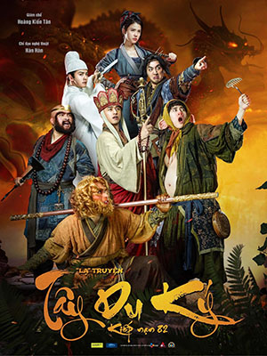 Tây Du Ký Lạ Truyện - Journey To The West Surprise Việt Sub (2015)