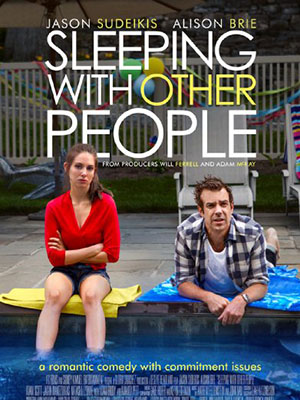 Gã Đào Hoa Sleeping With Other People.Diễn Viên: Jason Sudeikis,Alison Brie,Jordan Carlos