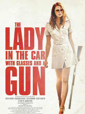 Nữ Thư Ký Xinh Đẹp The Lady In The Car With Glasses And A Gun.Diễn Viên: Freya Mavor,Benjamin Biolay,Elio Germano
