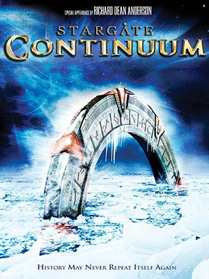 Cổng Trời 3 Stargate: Continuum.Diễn Viên: Ben Browder,Amanda Tapping,Christopher Judge,Michael Shanks,Beau Bridges,Claudia Black