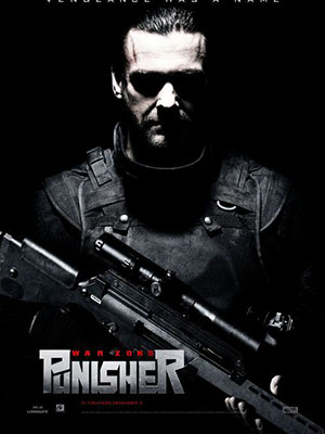 Kẻ Trừng Phạt Punisher War Zone.Diễn Viên: Ray Stevenson,Dominic West,Julie Benz,Colin Salmon,Wayne Knight,Dash Mihok