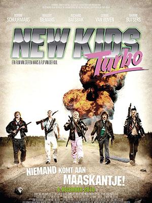 Những Cảnh Sát Kì Lạ New Kids Turbo.Diễn Viên: Huub Smit,Tim Haars,Wesley Van Gaale,Flip Van Der Kuil,Nicole Van Nierop,Ruud Matthijssen