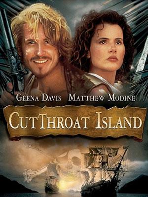 Đảo Tàn Sát Cutthroat Island.Diễn Viên: Geena Davis,Matthew Modine,Frank Langella,Maury Chaykin