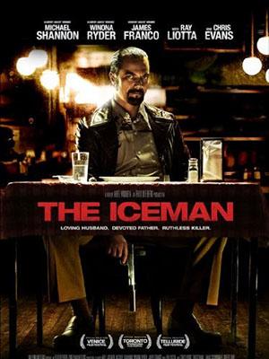 Sát Thủ Máu Lạnh The Iceman.Diễn Viên: Michael Shannon,Chris Evans,James Franco