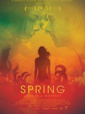 Tình Yêu Quái Dị Spring.Diễn Viên: Lou Taylor Pucci,Nadia Hilker,Vanessa Bednar