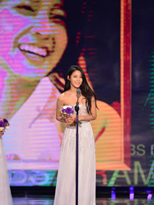 Lễ Trao Giải Kbs 2015 Kbs Drama Awards.Diễn Viên: Kim Soo Hyun,Go Doo Shim,So Ji Sub,Chae Si Ra