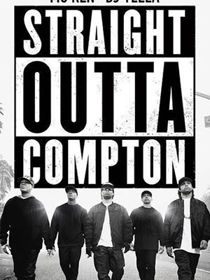 Ban Nhạc Rap Huyền Thoại Straight Outta Compton.Diễn Viên: Oshea Jackson Jr,Corey Hawkins,Jason Mitchell
