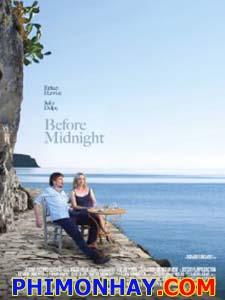 Trước Nửa Đêm Before Midnight.Diễn Viên: Ethan Hawke,Julie Delpy,Seamus Davey,Fitzpatrick