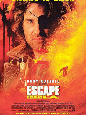 Thoát Khỏi Los Angeles - Escape From L.a