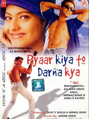 Đi Tìm Tình Yêu Pyaar Kiya To Darna Kya.Diễn Viên: Salman Khan,Kajol,Arbaaz Khan,Anjala Zaveri,Dharmendra,Kiran Kumar