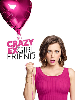 Crazy Ex-Girlfriend Season 1.Diễn Viên: Rachel Bloom,Vincent Rodriguez Iii,Santino Fontana