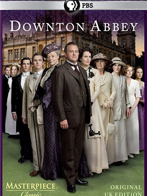 Lâu Đài Downton Phần 1 - Downton Abbey Season 1