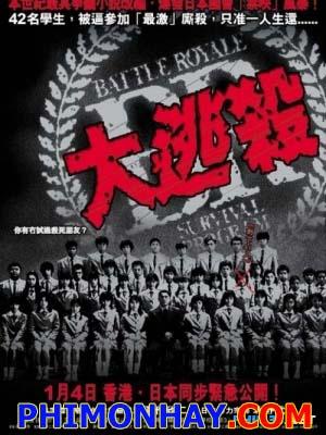 Cuộc Chiến Sinh Tử Battle Royale.Diễn Viên: Tatsuya Fujiwara,Aki Maeda,Tarô Yamamoto,Chiaki Kuriyama