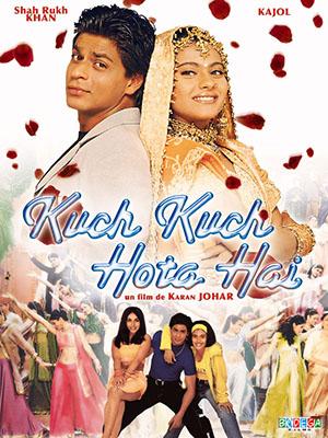 Con Tim Rộn Ràng Kuch Kuch Hota Hai.Diễn Viên: Shah Rukh Khan,Kajol,Rani Mukerji,Reema Lagoo,Archana Puran Singh,Himani Shivpuri